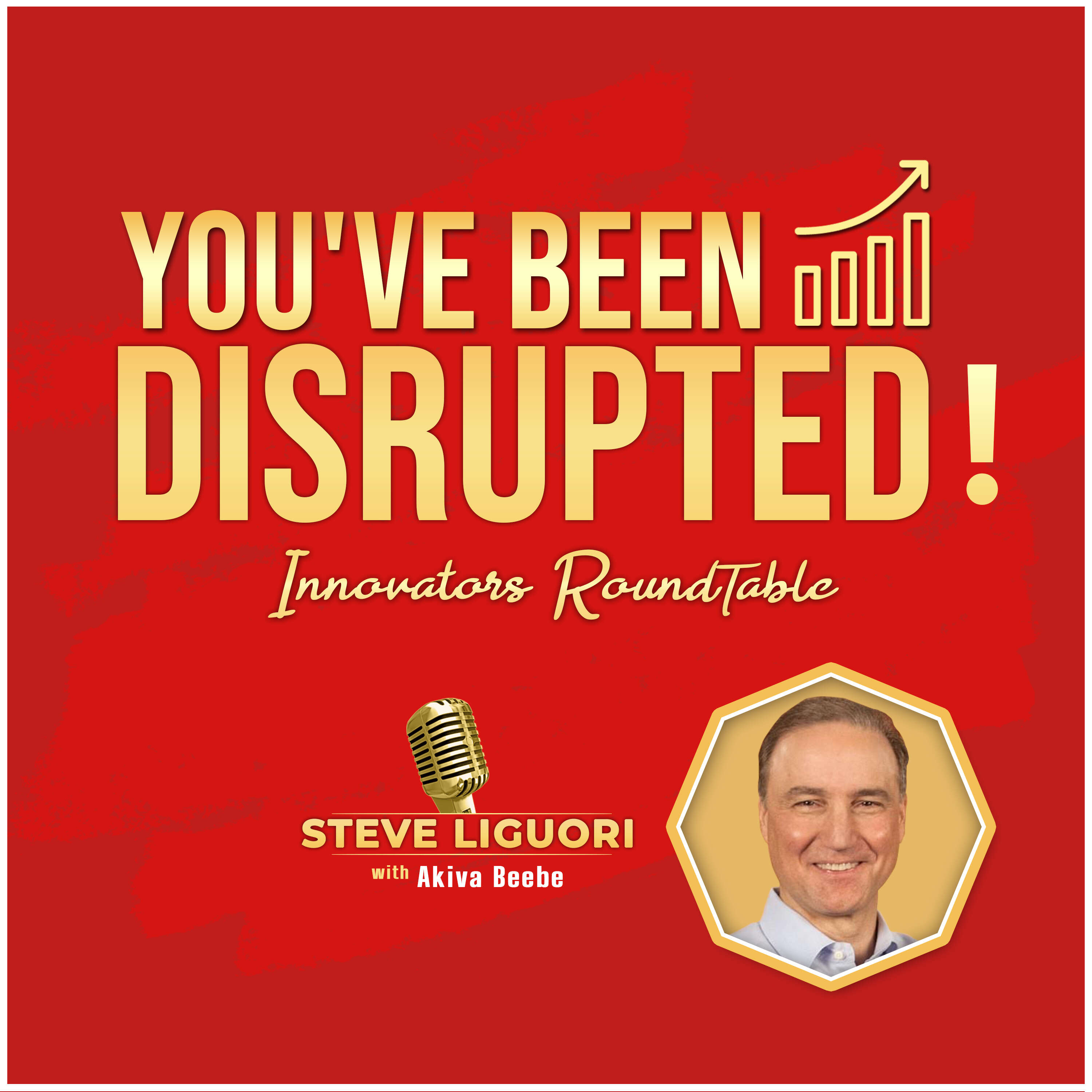 You've Been Disrupted!