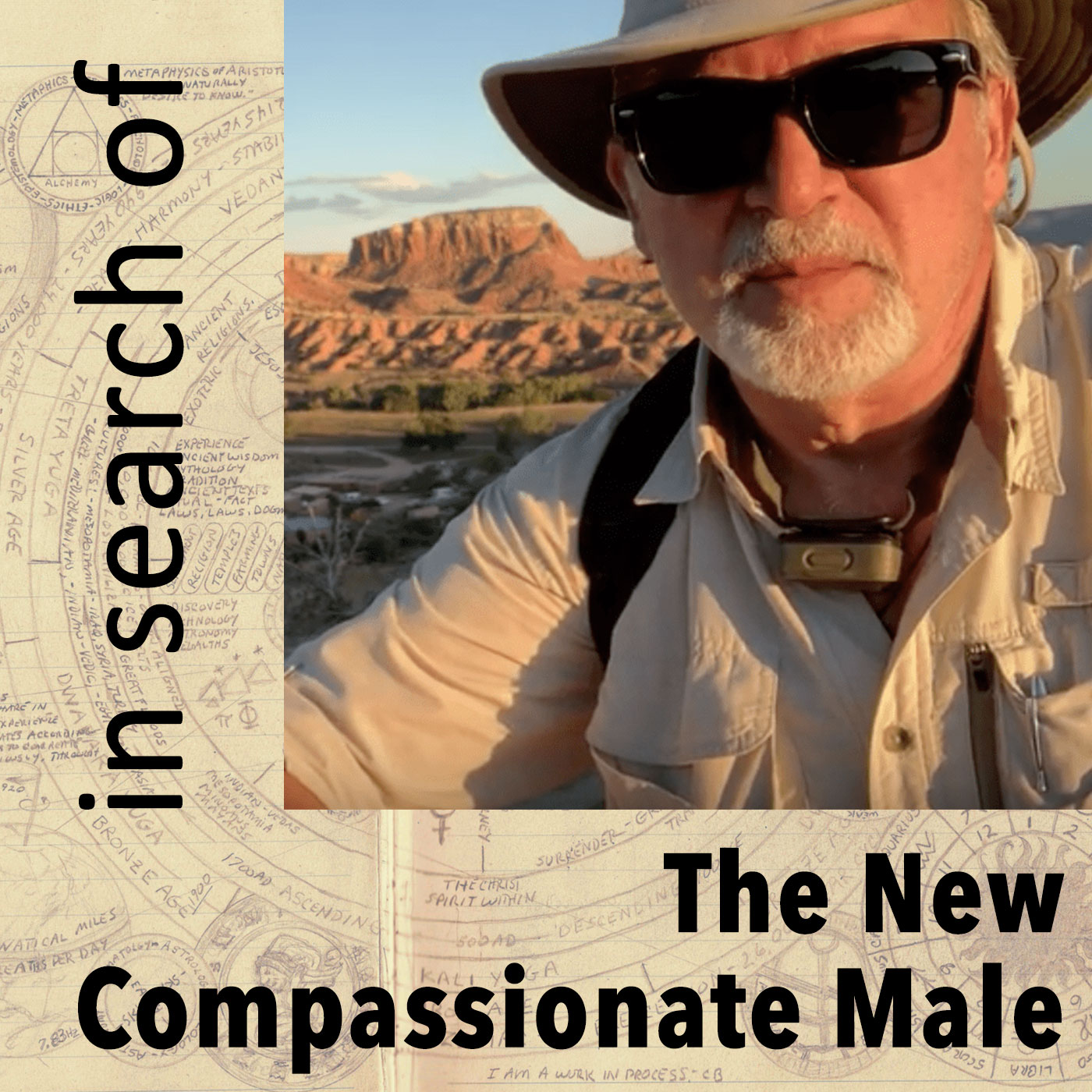 In Search of the New Compassionate Male with guest Ian MacKenzie