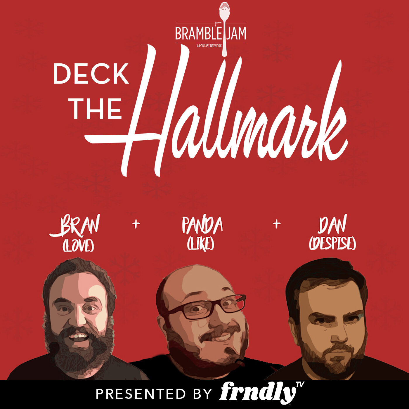 Deck the Hallmark - Christmas With Holly (Feat. Alonso Duralde / The Wrap & Linoleum Knife Podcast)