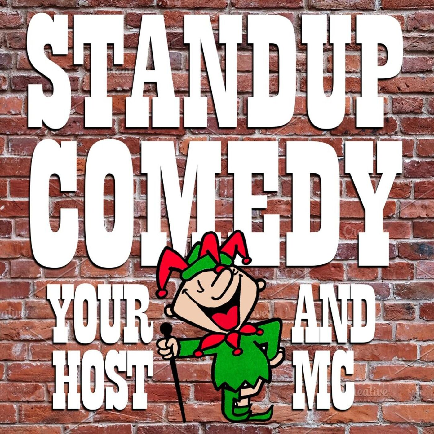 "Standup Comedy   ""Your Host and MC"""
