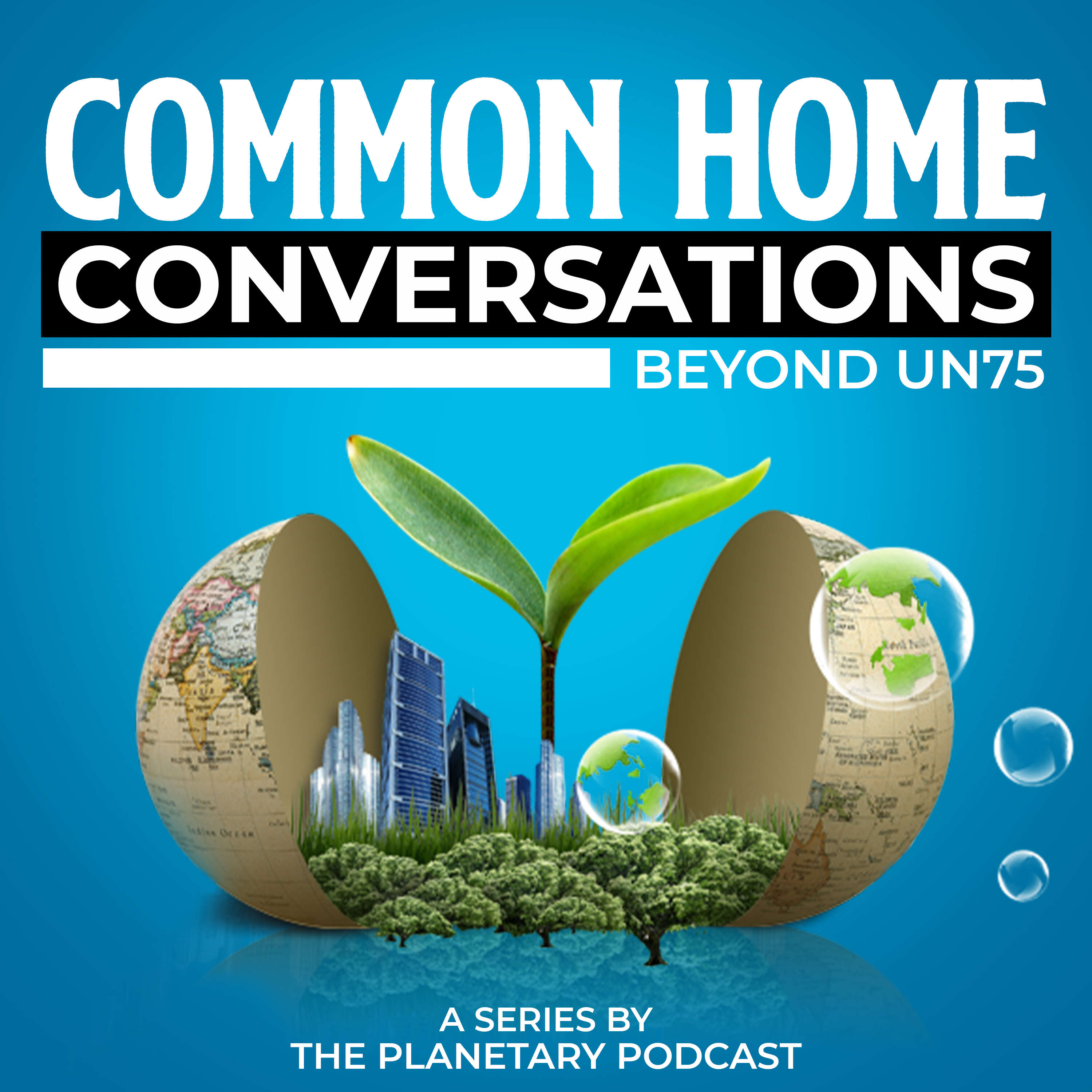 Common Home Conversations Beyond UN75 Series Trailer