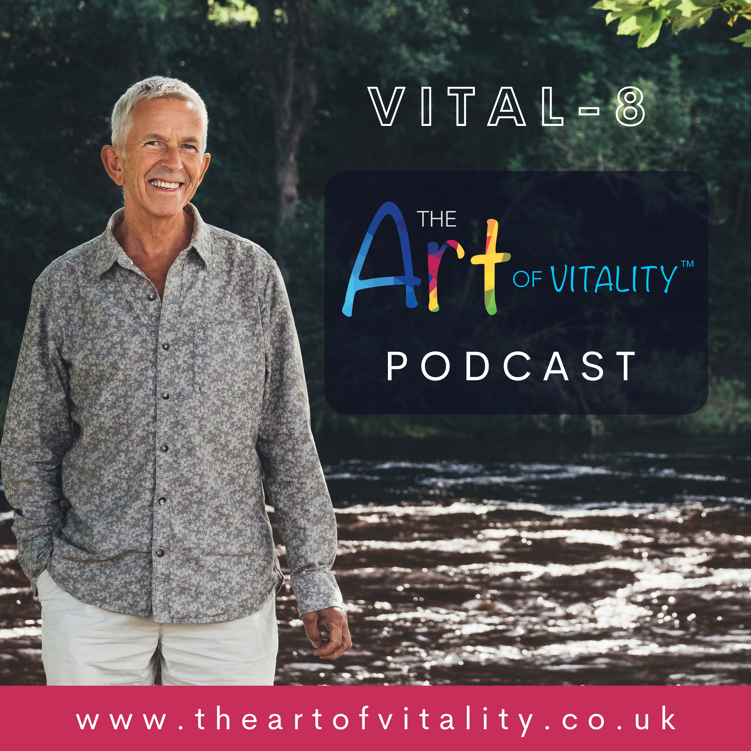 The Art of Vitality by Rob Bee