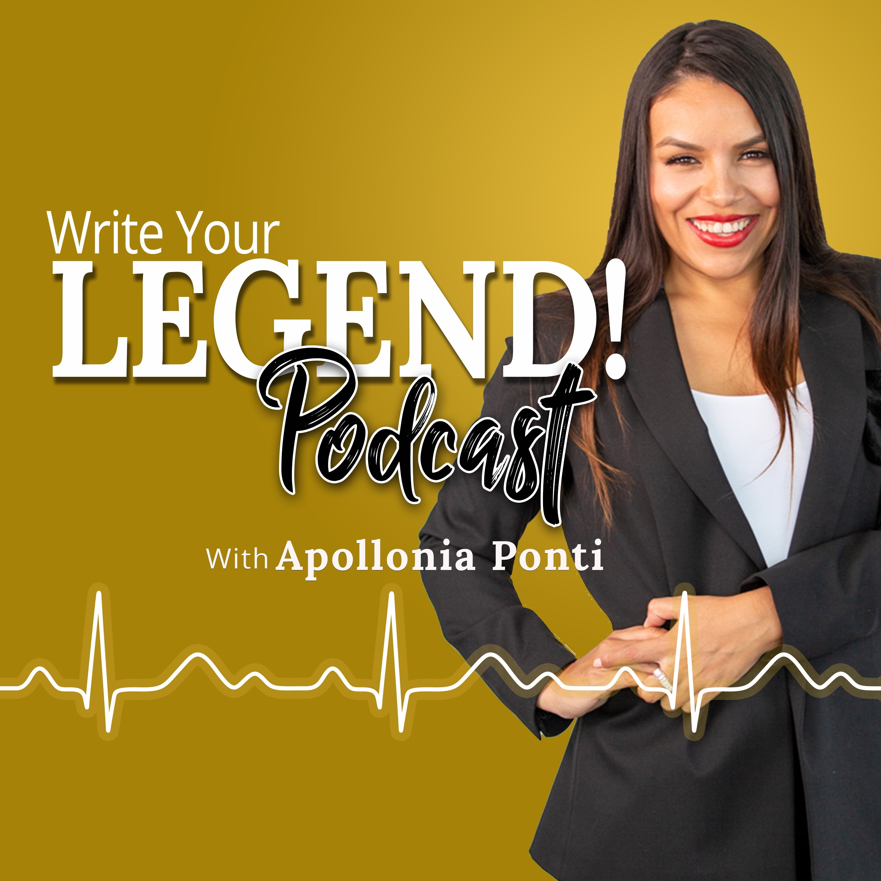 Hot and Heavy and Casual Relationships! Why they FIZZLE Out So Fast! | Write Your Legend Podcast with Apollonia Ponti