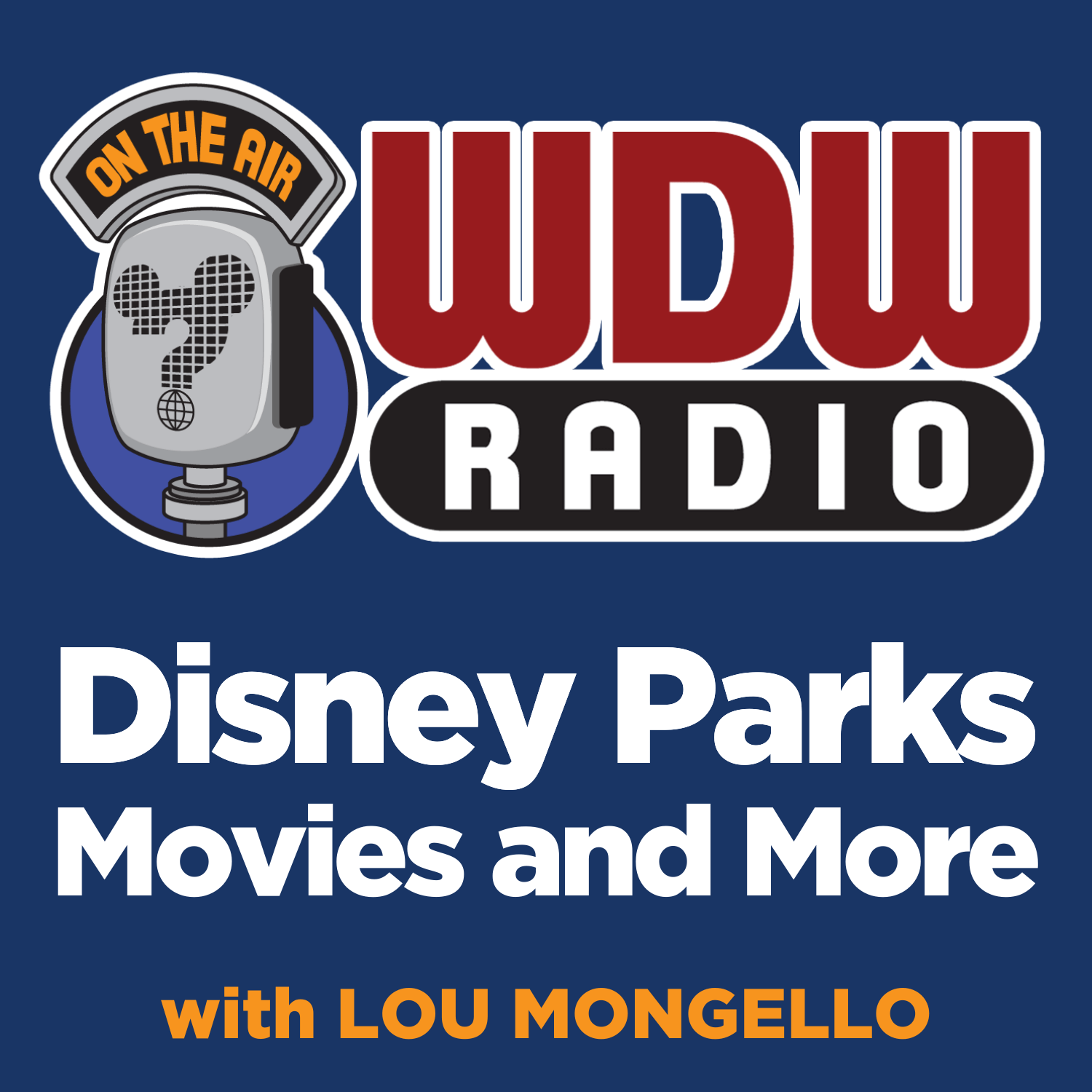 WDW Radio # 599 - Interview with Don Hahn About Telling the Story of Howard Ashman on Disney+